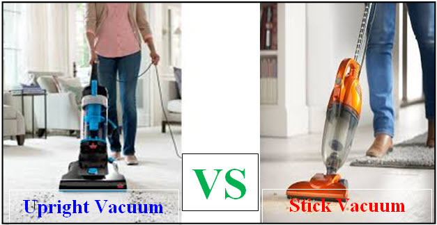 The Differences Between Stick Vacuums and Upright Vacuums – Best ...