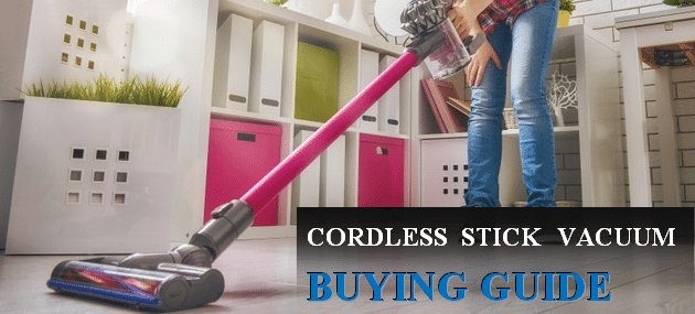 cordless stick vacuum buying guide