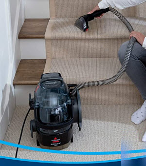 Bissell 3624 SpotClean Professional Carpet Cleaner