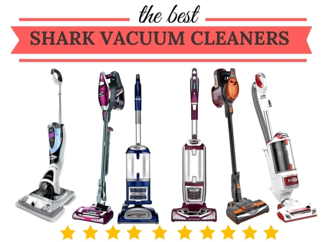 best shark vacuum cleaners